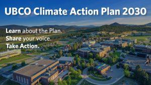 UBCO Climate Action Plan 2030 Public Consultation